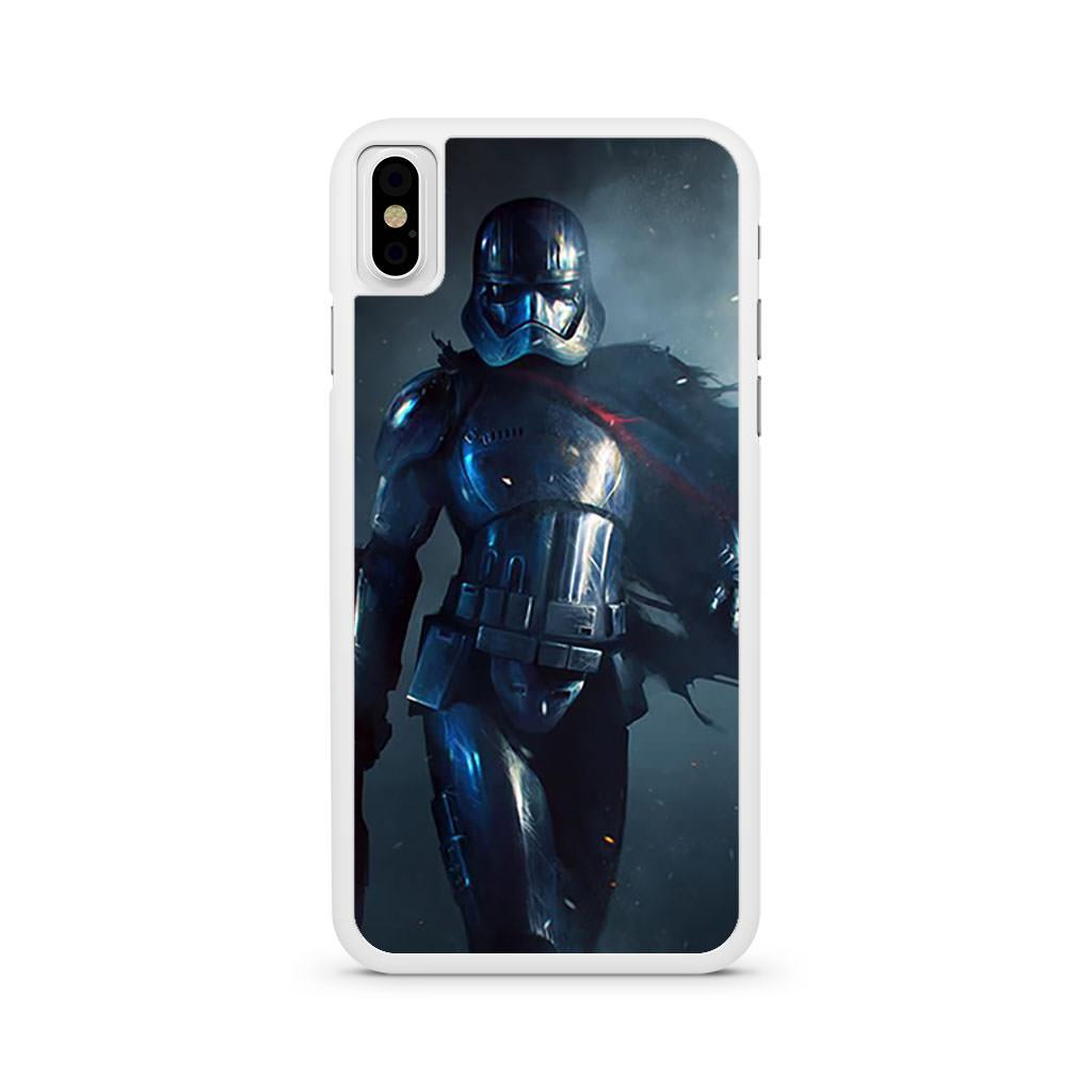 Captain Phasma iPhone X case
