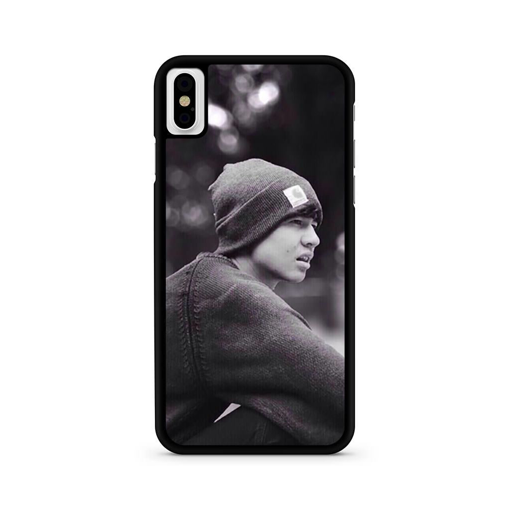 Calum Hood iPhone X case