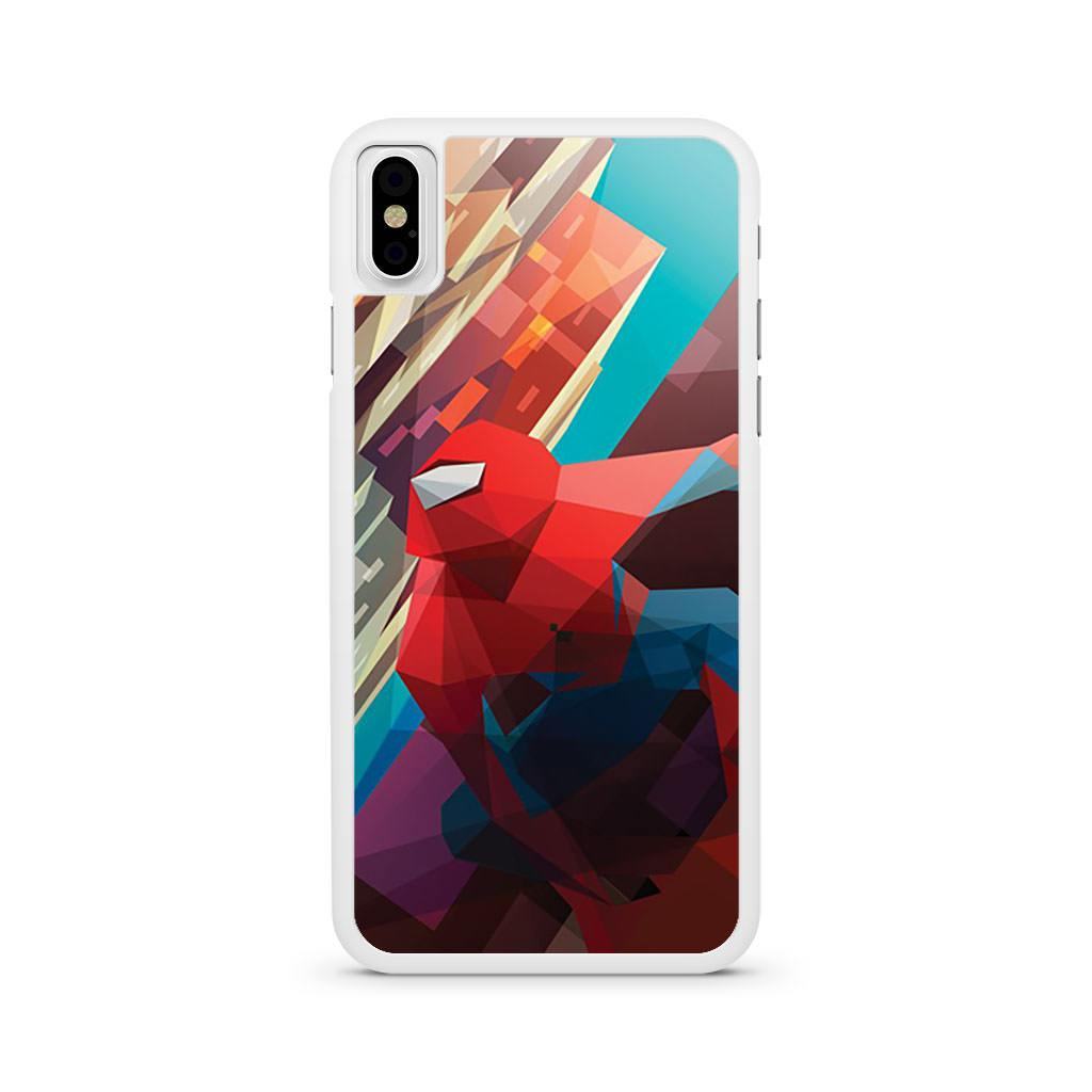 Spiderman Art iPhone X case