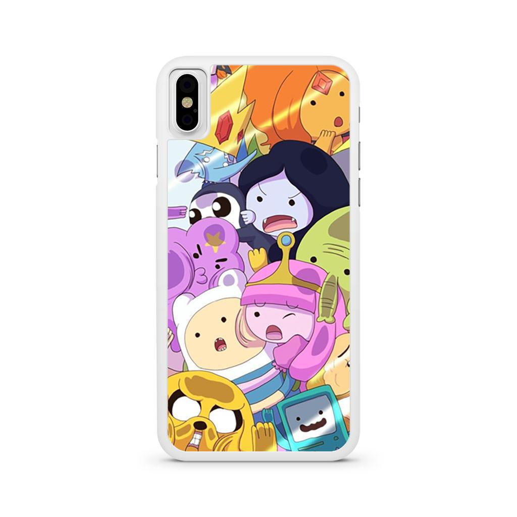 Adventure Time iPhone X case