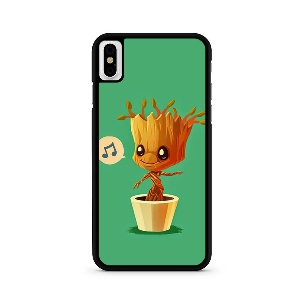 Groot Guardians Of The Galaxy iPhone X case