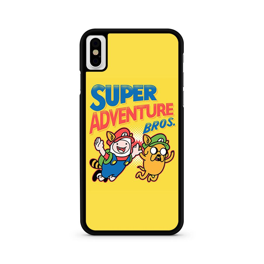 Super Adventure Bros iPhone X case