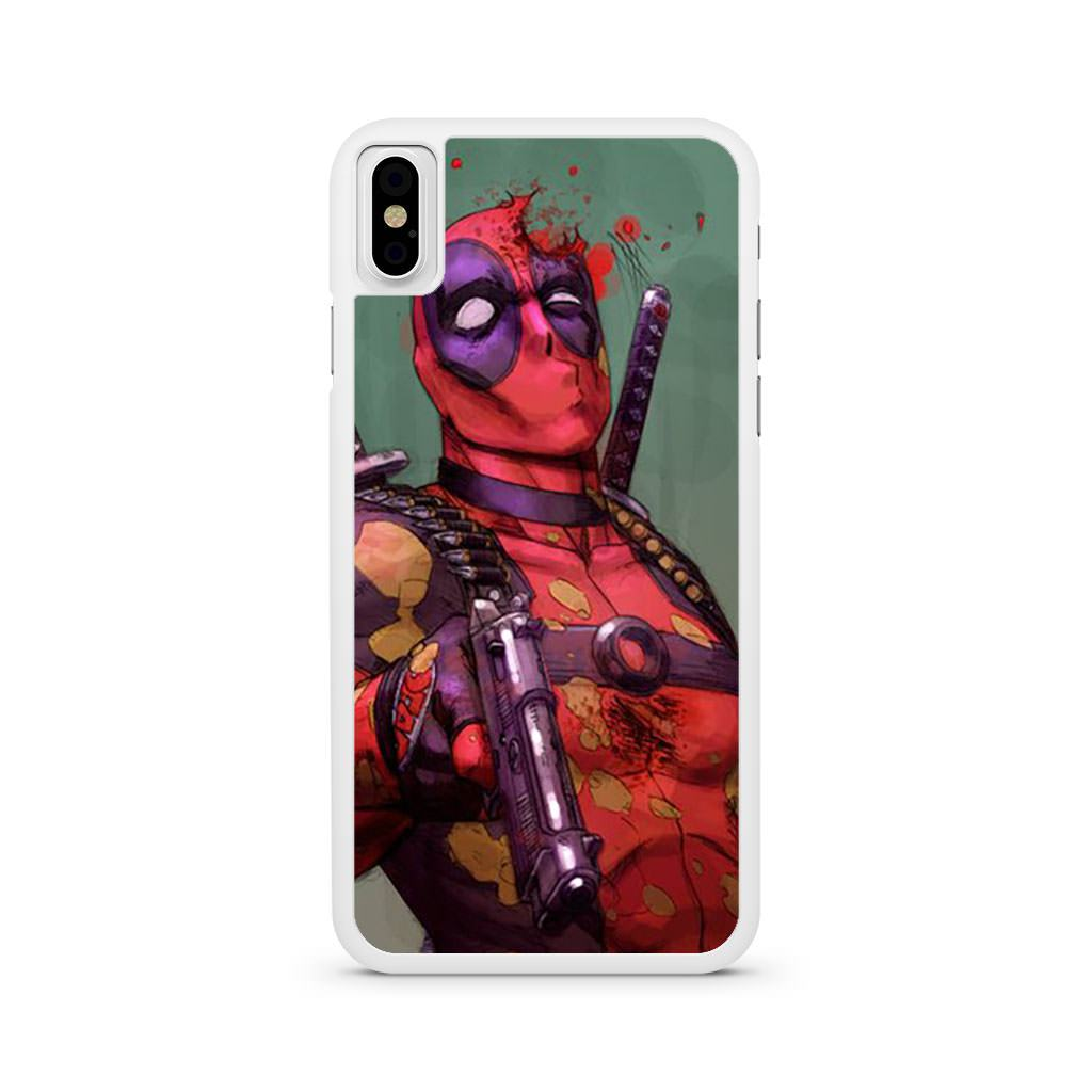 Deadpool iPhone X case