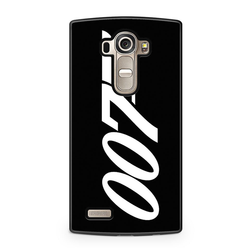 007 James Bond LG G4 case