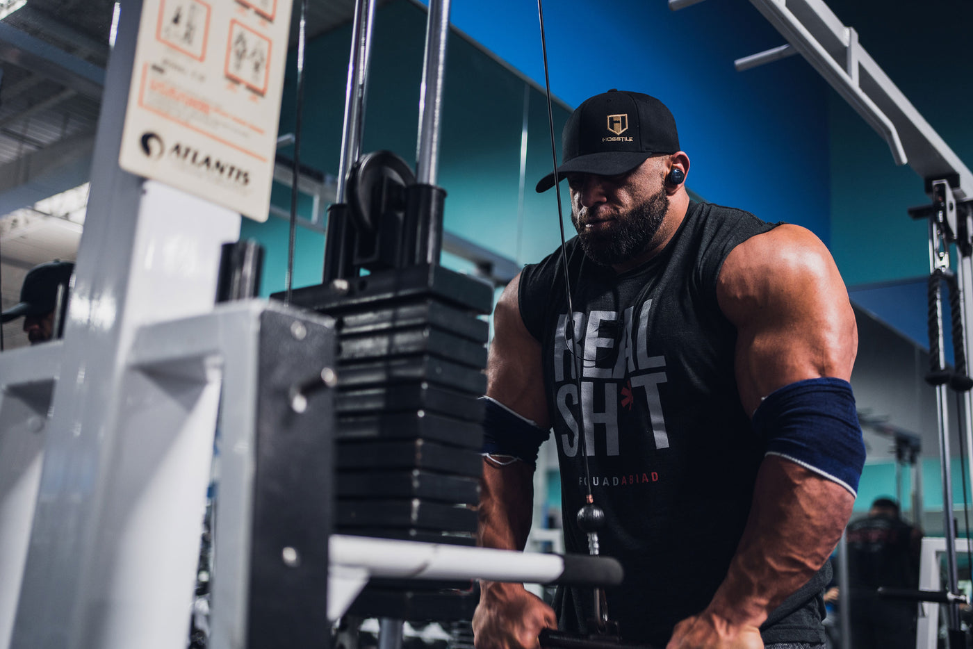3 SUPERSETS TO SUPERCHARGE ARM GROWTH