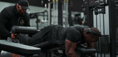 VAULT SERIES EP. 2: Lying Leg Curls