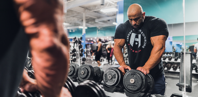HOSSTILE Q&A EP. 2: Barbell vs Dumbbell Bench Press for Size