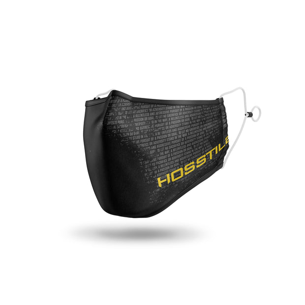 Hosstile Defender Reusable Mask