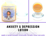 Anxiety and Depression Lotion with CBD
