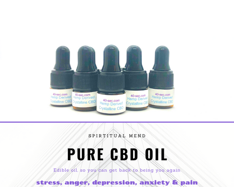 500mg CBD Oil (1 ml)