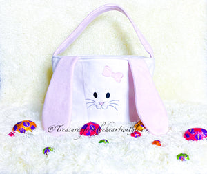 Personalised Bunny Tote