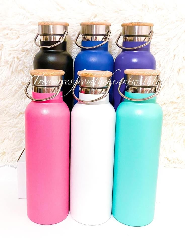 600ml Double Wall Stainless Steel Bottle