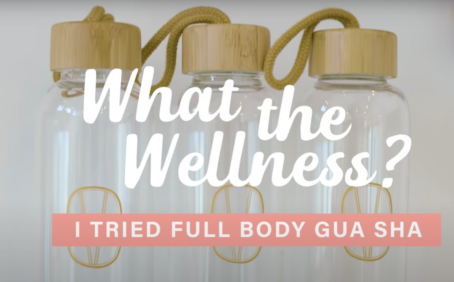 Well + Good Gua Sha treatment video & how to use your tool at home!