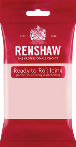 Ready To Roll Icing Baby Pink 250g