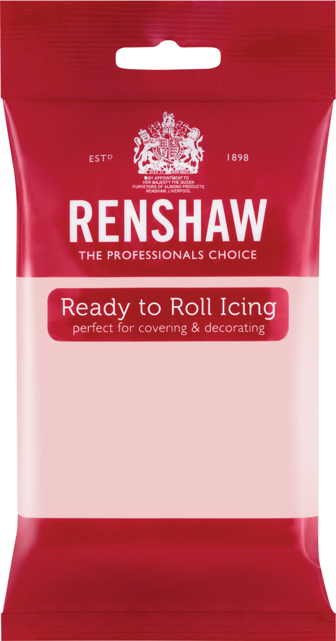 Ready To Roll Icing Pink 250g