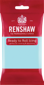 Ready To Roll Icing Duck Egg Blue 250g