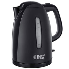 Load image into Gallery viewer, Russell Hobbs textures black kettle