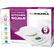 Load image into Gallery viewer, Electronic Kitchen Scale 5Kg / 1Kg