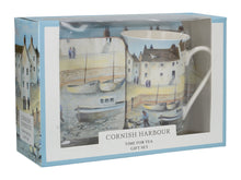 Load image into Gallery viewer, Creative Tops Cornish Harbour Time For Tea Gift Set