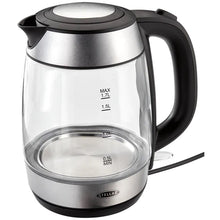 Load image into Gallery viewer, Stellar Electricals ,Glass Kettle, 1.7L