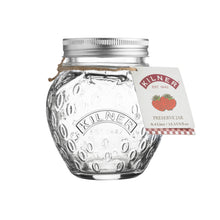 Load image into Gallery viewer, STRAWBERRY FRUIT PRESERVE JAR 0.4LT
