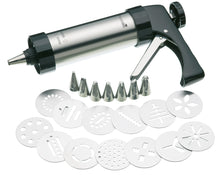 Load image into Gallery viewer, MC Biscuit/Icing Set 8 Nozzle 13 Cutter