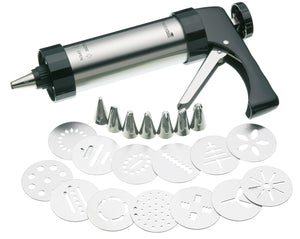 MC Biscuit/Icing Set 8 Nozzle 13 Cutter