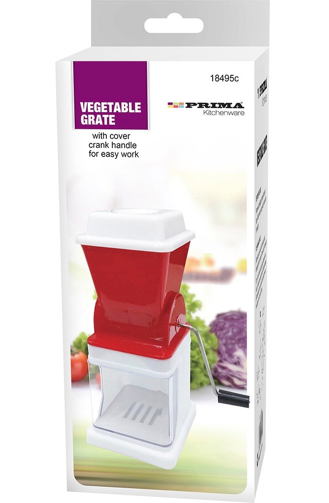 Vegetable Grater W/Cover