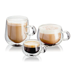 Judge Double walled glassware, 2 piece Espresso Gl