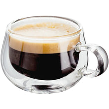 Load image into Gallery viewer, Judge Double walled glassware, 2 piece Espresso Gl