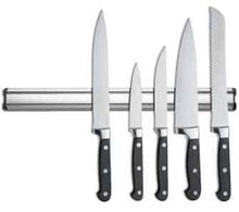 Load image into Gallery viewer, Deluxe Cast 45cm Magnetic Knife Rack