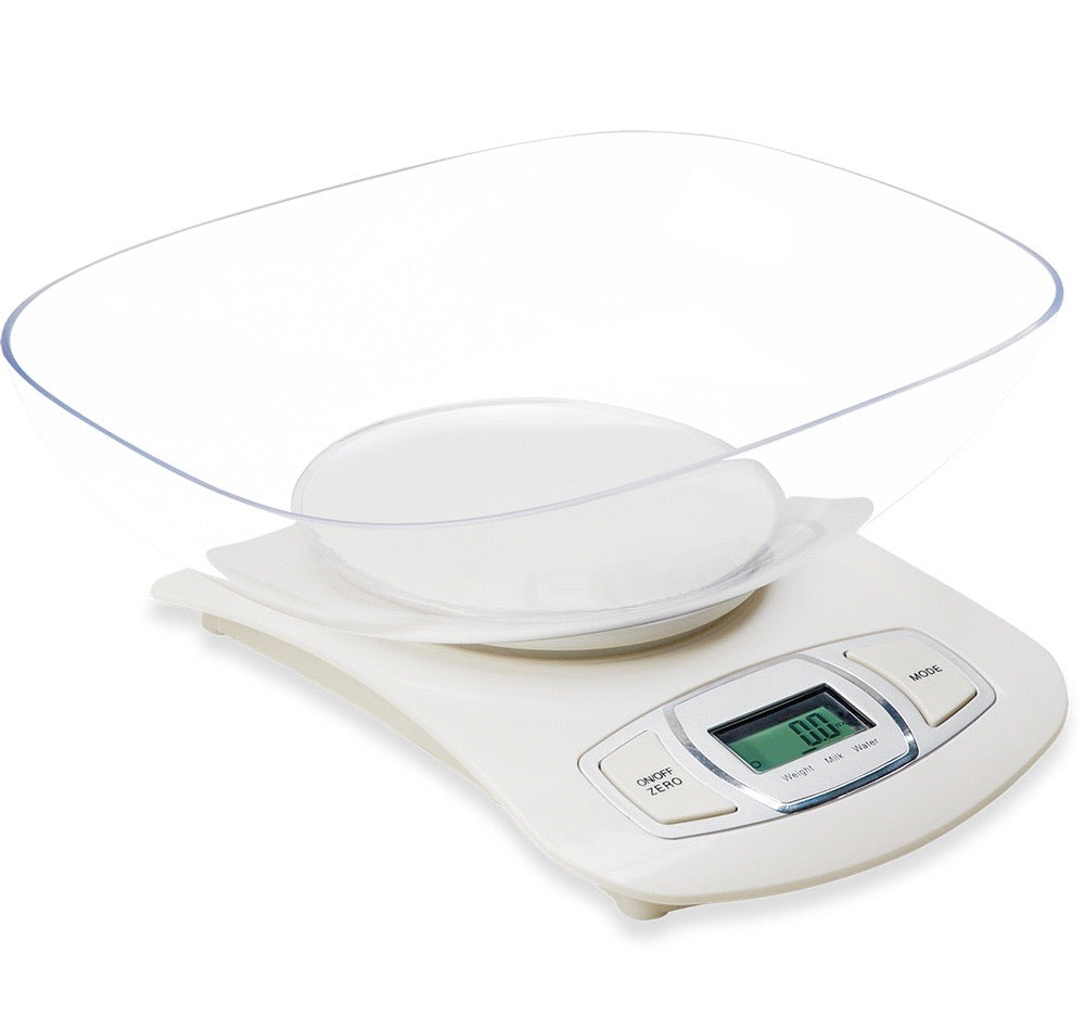 Electronic Kitchen Scale 5Kg / 1Kg