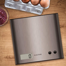 Load image into Gallery viewer, Salter ARC Stainless Steel Electronic Scale
