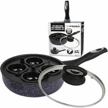 Load image into Gallery viewer, 7 PCS NON-STICK Egg Poacher Set