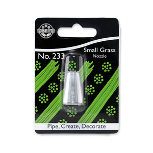 Small Hair/Grass Multi-Opening Nozzle #233 Carded