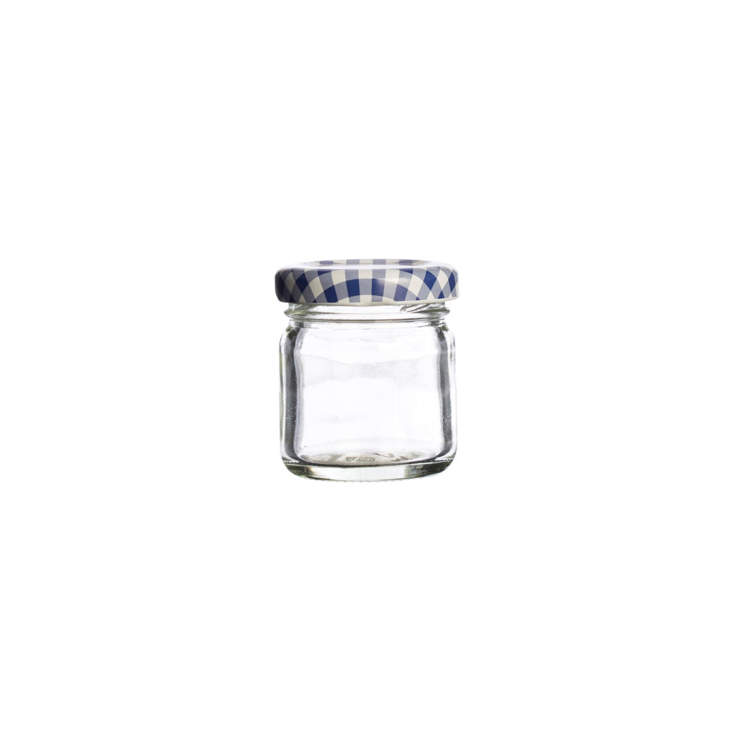 ROUND TWIST TOP JAR 43ML