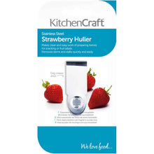 Load image into Gallery viewer, Strawberry Huller/Corer