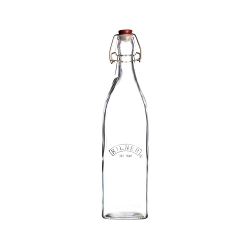 CLIP TOP SQUARE BOTTLE