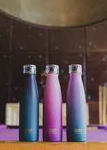 Load image into Gallery viewer, Built 500ml Double Walled Stainless Steel Water Bottle Pink and Blue Ombre