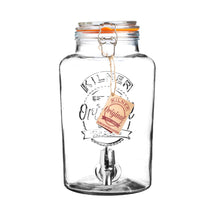 Load image into Gallery viewer, STORAGE JAR WITH DISPENSING TAP 5LT
