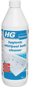 Hygienic whirlpool bath cleaner
