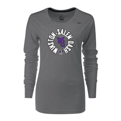 Women's Nike Legend Long Sleeve Tee