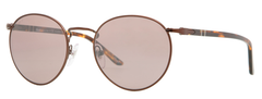 MATTE BROWN HAVANA/GREY PINK POLARIZED ANTI-GLARING (962/4P)