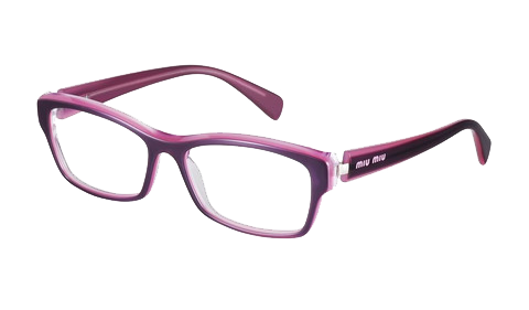 Purple / Clear (HZR-101)