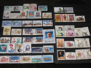 India Used Stamps Full Year Packs