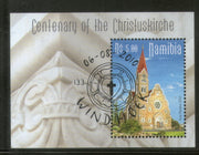 Namibia 2010 Church Christianity Architecture M/s Sc 1193 FD Cancelled # 1021