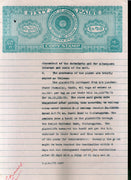 India Fiscal Andhra Pradesh State 60p Copy Stamp Paper Court Fee Revenue # 10445I