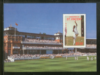 St. Vincent Grenadines 1998 Cricketers Sport M. D. Marshall Sc 613a MNH # 12873