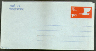 India 160p Swan Air India Advt. Postal Stationary Aerogramme MINT # 16620