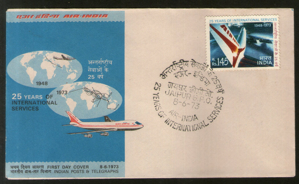 India 1982 Definitives Series 10p + 50p Milk Dairy & Water Irrigation Agriculture Tractor FDC # 16694